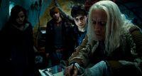 HP71-Hermione Ron Harry Xeno