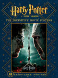 Гарри Поттер Коллекция постеров Обложка Insight Editions 2012