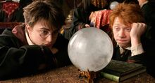 Harry Potter & Ron Weasley