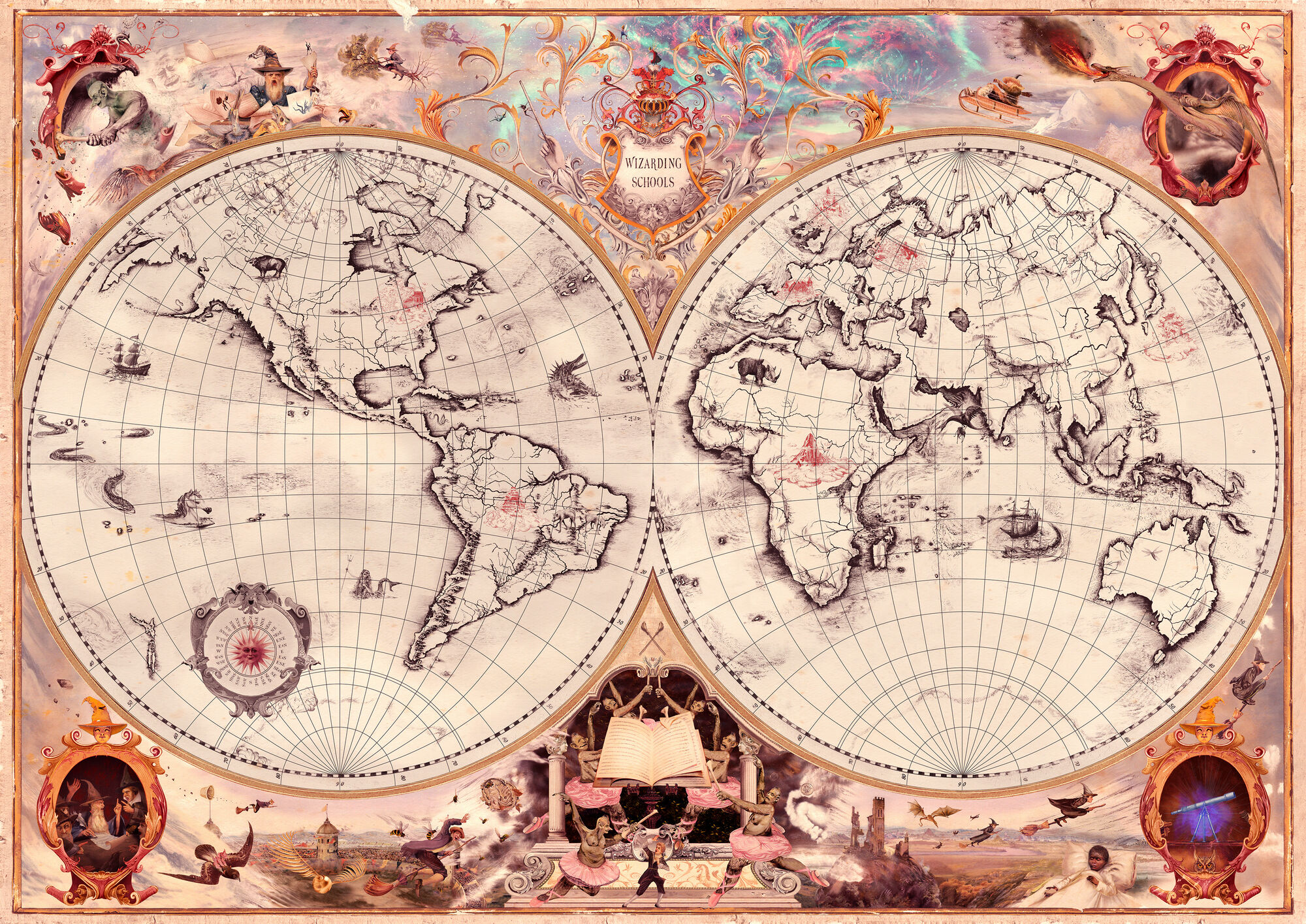 Wizarding | Harry Potter Wiki | FANDOM powered by Wikia on programming language map, fancy map, cauldron map, alchemy map, potter map, silver map, halloween map, freshwater map, honey map, amulet map, ruby map,