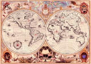 Wizarding Schools Map LR