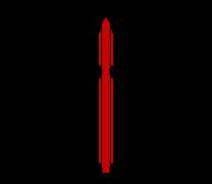 Doni della Morte simbolo bacchetta
