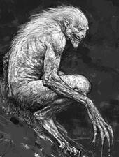 FenrirGreyback werewolf