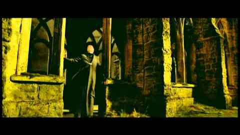 Harry Potter and the Half-Blood Prince - great deleted scene (the choir and Snape, HD)-1