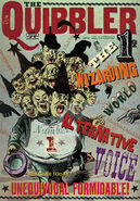 MinaLima Store - The Quibbler - Issue No.1