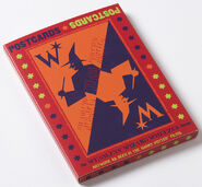 MinaLima Store - The Weasleys' Series - Postcards (Collection 1)