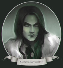 Salazar slytherin