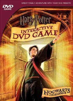 HPGame-Cover DVDHogwartsChallenge