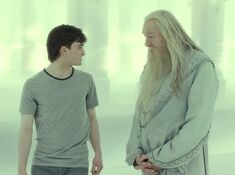 Harry Dumbledore limbo
