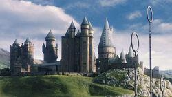 Hogwarts da lontano