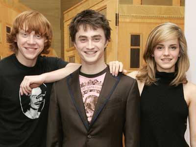 Harry potter cast dating