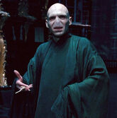 Voldemort Accepted Combative Position