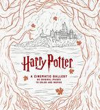 Гарри Поттер Кинематографическая галерея Обложка Insight Editions 2017