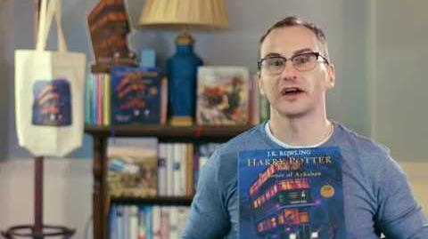 Jim Kay talks about illustrating 'Harry Potter and the Prisoner of Azkaban'