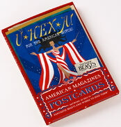 MinaLima Store - American Wizarding Magazines Postcards