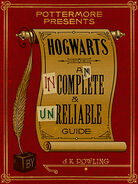 MinaLima Store - Hogwarts an Incomplete and Unreliable Guide
