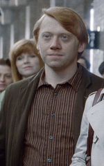 Ron Weasley age 37