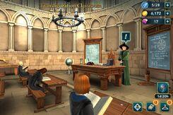 Transfiguration classrom (hogwarts mystery game)