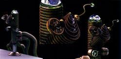 Прибор подводного видения Концепт арт