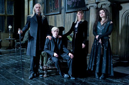 DH1 The Malfoy Family