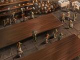 Elfes de maison de Poudlard