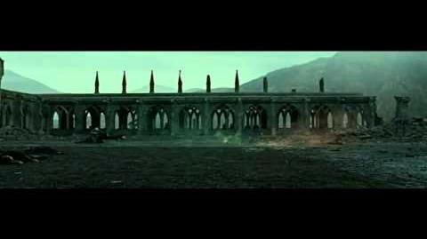 Harry Potter Deathly Hallows Part 2 Voldemort vs Harry Potter Final Battle Full Scene