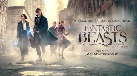 OFFICIAL Blind Pig - Fantastic Beasts Soundtrack - EMMI