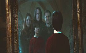 Snape in harry's memory