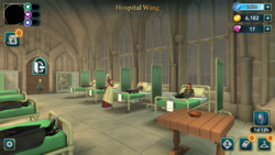 Sykestua (hogwarts mystery GAME)