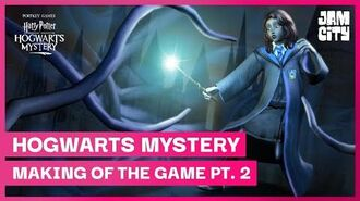 The Making of Harry Potter Hogwarts Mystery Pt. 2