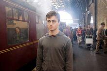 Гарри чудится Волдеморт