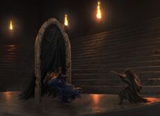Bellatrix kills Sirius