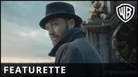 Fantastic Beasts The Crimes of Grindelwald - 'Distinctly Dumbledore' Featurette - Warner Bros