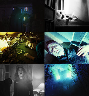 Lily and james death