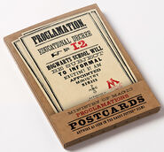 MinaLima Store - Ministry of Magic Postcards - Proclamation Series