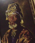 Unidentified Sleeping Headmaster in gold