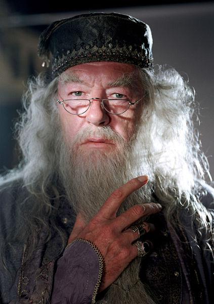 Dumbledore Michael Gambon 3