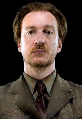 remus lupin played by