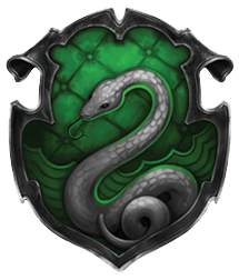 Slytherin Simbolo