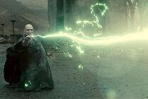 Avada Kedavra Voldemort
