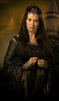 Rowena Ravenclaw (elderly)