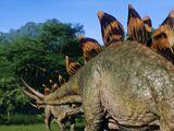 Stegosaurus (Lord Caesar)