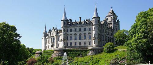 Dunrobin Castle (HPR1)