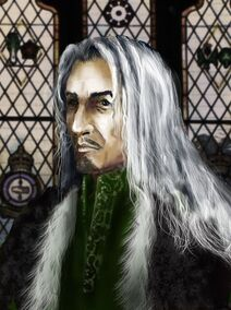 Salazar Slytherin (Elderly II)