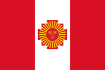 Flag of the Peruvian Council of Magic
