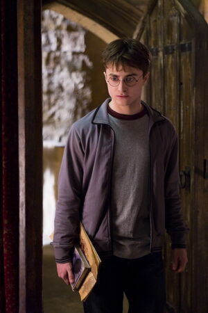 Harry in HBP