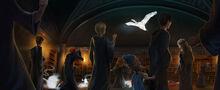 5.22 Harry Potter - Harry Teaching Dumbledores Army Patronus Spell B5C27M1