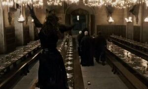 Death Eaters Great Hall