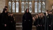 Snape Great Hall Headmaster
