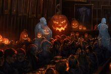 Fat friar holloween